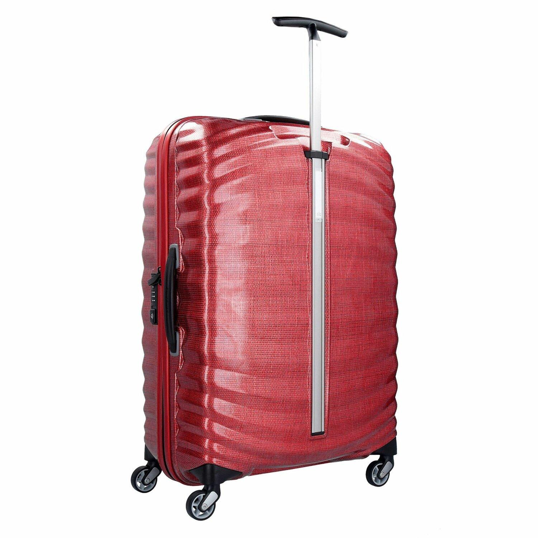5c6868cbbf Samsonite Lite-Shock Spinner valigia a 4 ruote 69 cm sand   sul ...